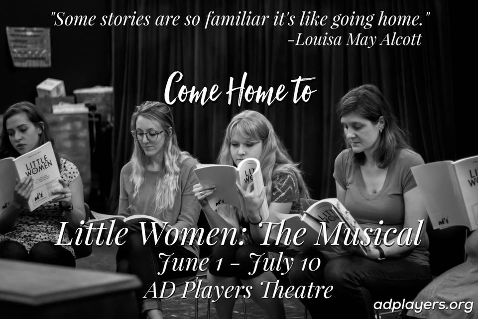 Little Women 1st Week Banner